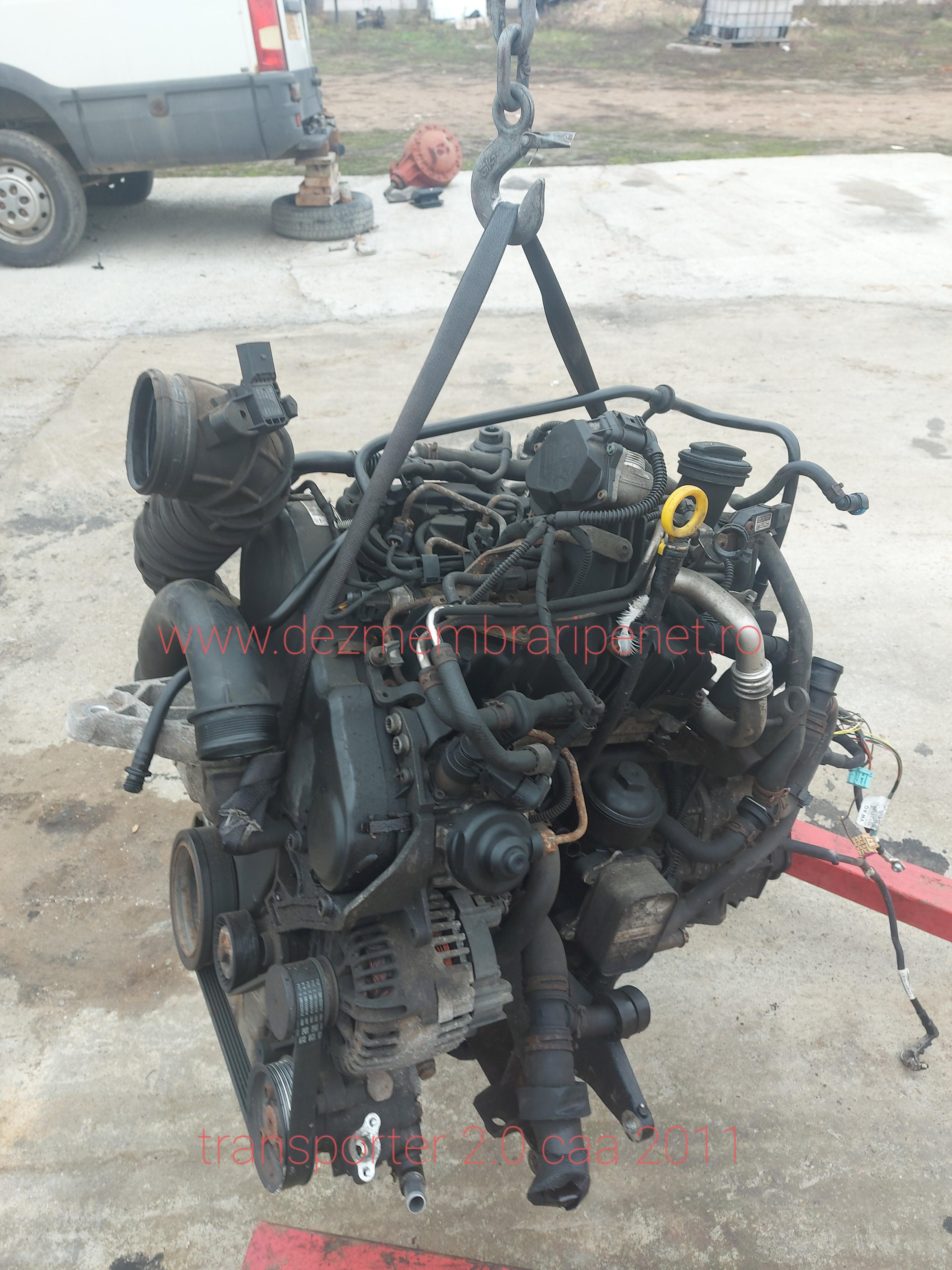 Motor vw transporter 2.0 caa