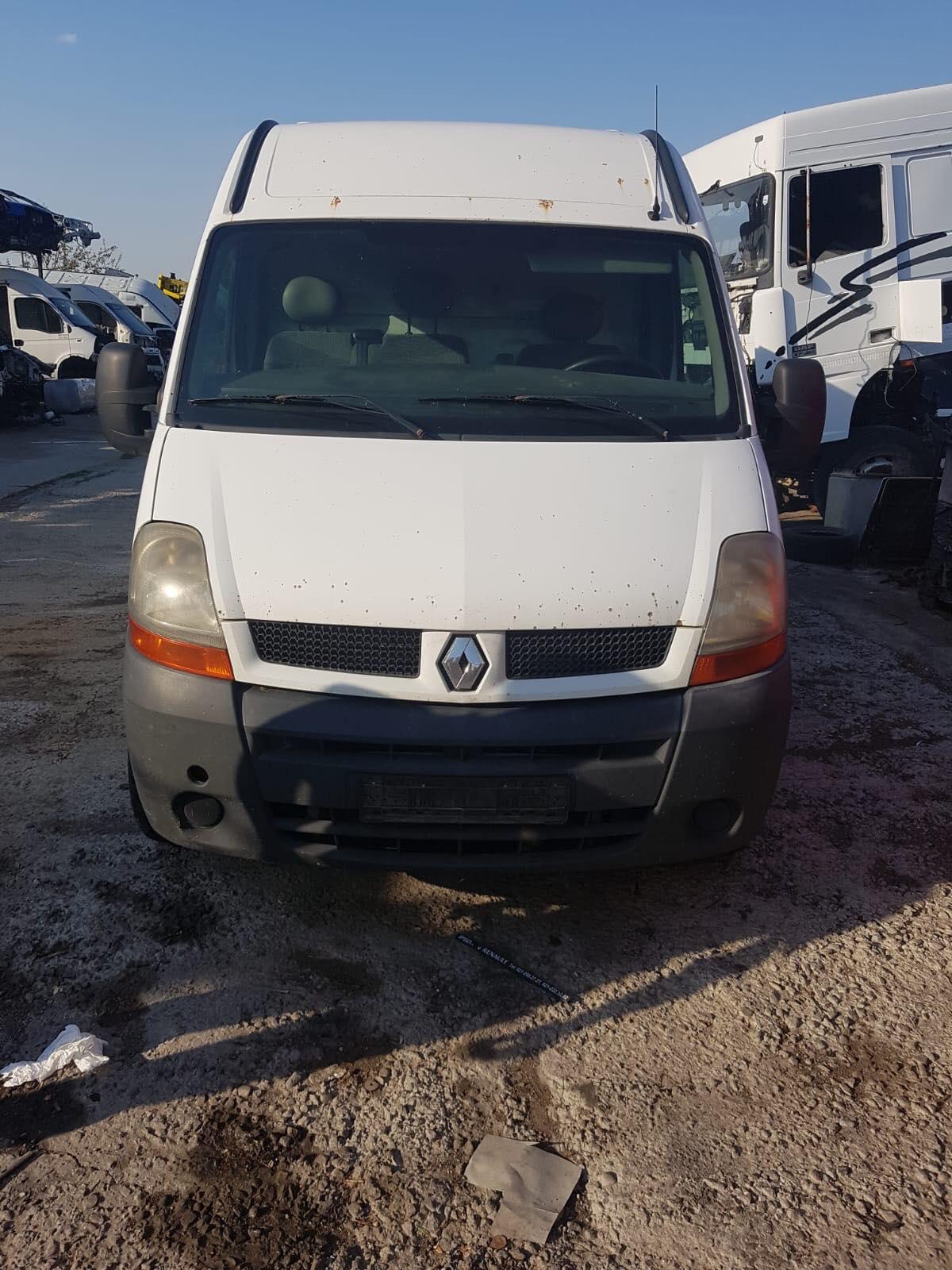 Vand piese Renault master