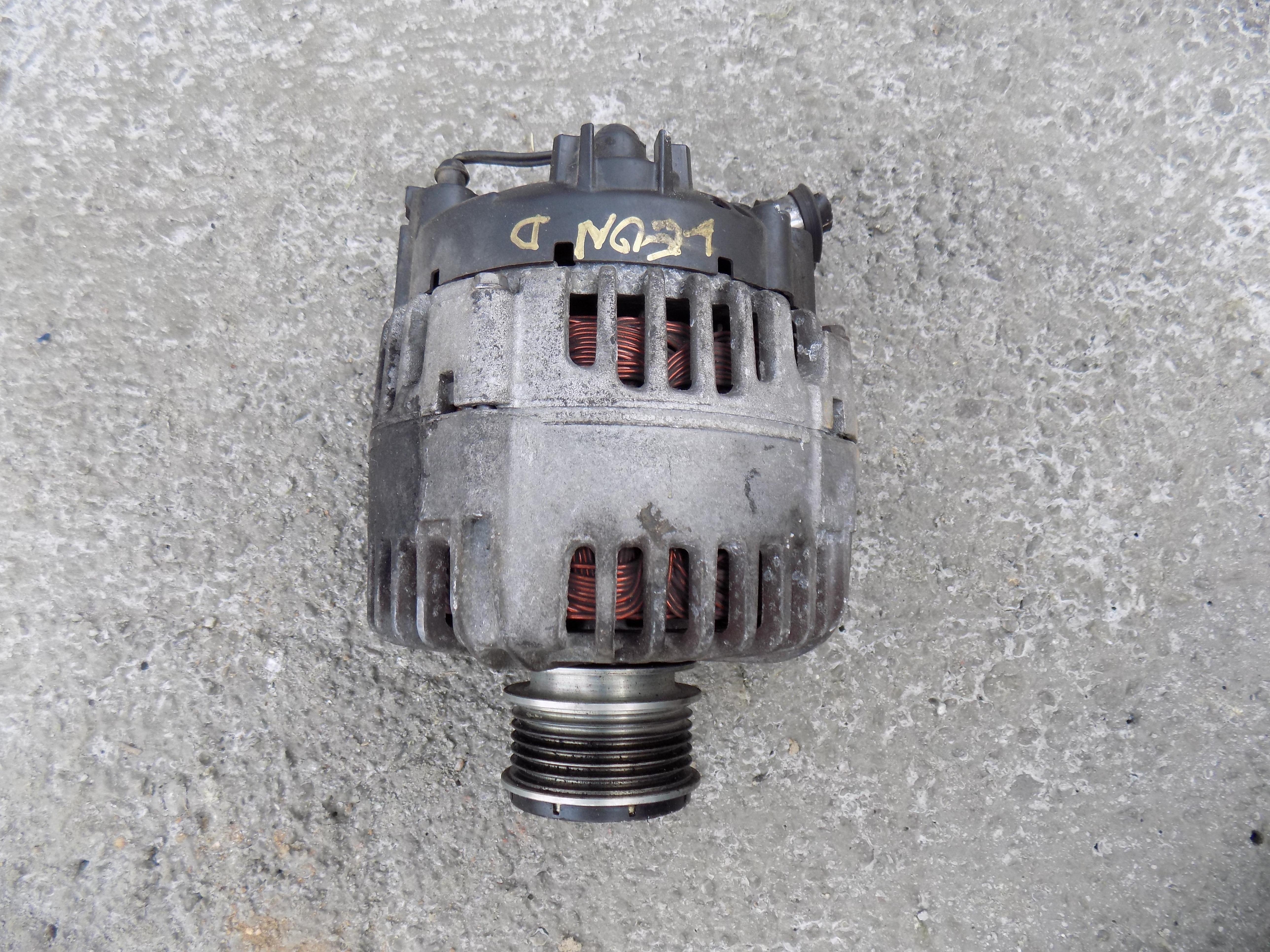 alternator seat leon 1.9 tdi cod 2542695D